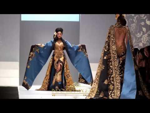 Jangi Janger Anne Avantie Jakarta Fashion Week 2017