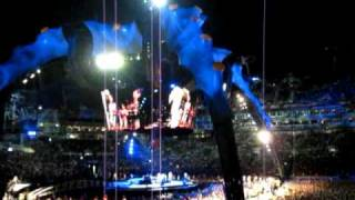U2 - MLK / Walk On (Raymond James Stadium, Tampa Bay, FL 10/9/2009)