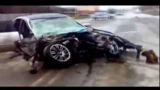 Страшные и нелепые аварии.