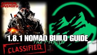 The Division 1.8.1 Classified NOMAD Build Guide | Diversity | OP | The Purge