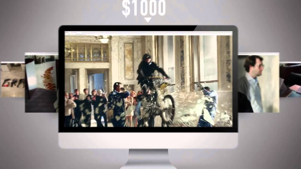Bank Robery - Cine las Americas - Latinworks