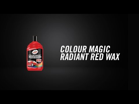 How To Use Color Magic Wax (UK)