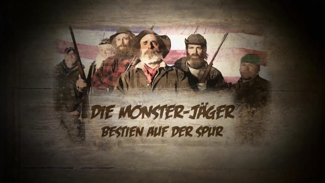 Monster Jäger Bestien Auf Der Spur