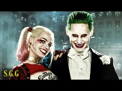 Joker And Harley Quinn Mad Love Or Just Mad?