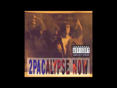 2Pac - Young Black Male