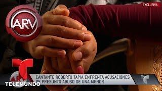 Acusan a Roberto Tapia de supuesta violación a menor | Al Rojo Vivo | Telemundo