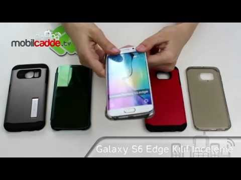 Samsung Galaxy S6 Edge Kılıf İncelemesi