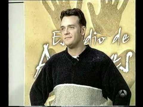 Sergi Albert  Estudio de actores 2002