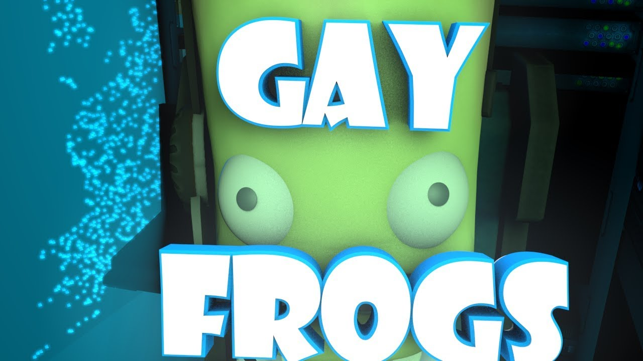 Frogs gay