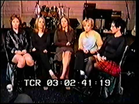 Go-Go's 2000 Interview (incomplete) part 1