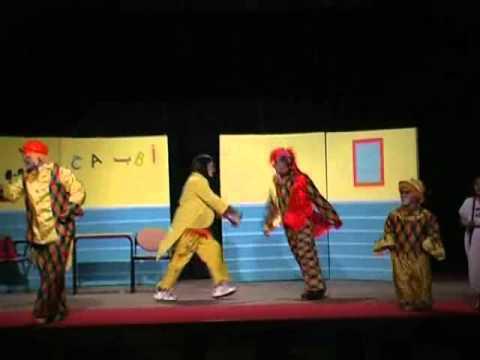 jamal el akel association comedia art tetouan