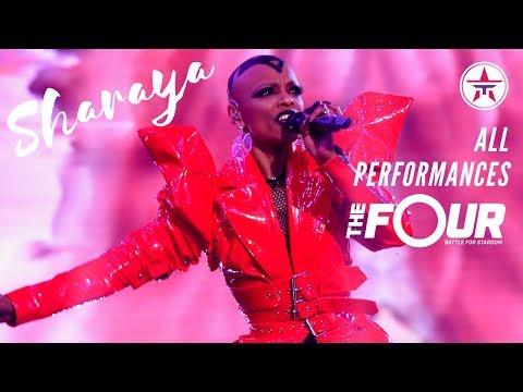 Sharaya J: All Performances On The Four Season 2