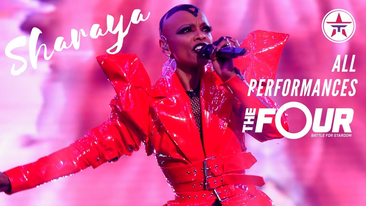 Sharaya J: All Performances On 'The Four' Season 2