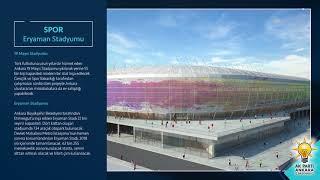55 Bin ve 22 Bin Kişilik Modern Stadyumlar