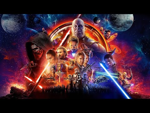 Star Wars Vs Avengers Epic Music | EPIC ORCHESTRATION