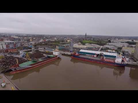 Limerick dock 100118