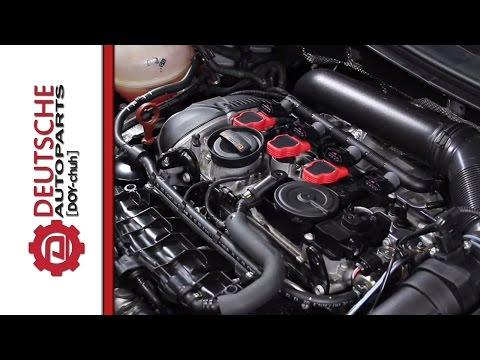 VW 2.0T Audi R8 Ignition Coil DIY (How to Install)