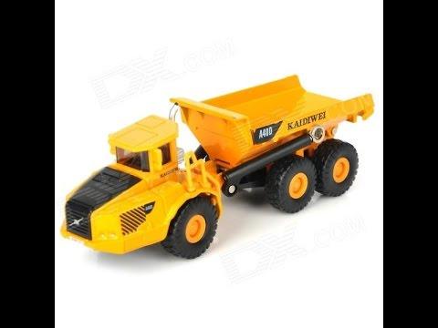 big truck toys for kids kids truck toys large toy trucks youtube. Black Bedroom Furniture Sets. Home Design Ideas