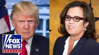 Rosie O'Donnell's anti-Trump shirt sells out thumbnail
