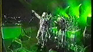 Rob Zombie - Dragula (Live on Letterman) thumbnail