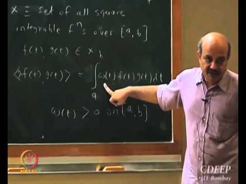 Mod-01 Lec-06 Introduction to Inner Product Spaces