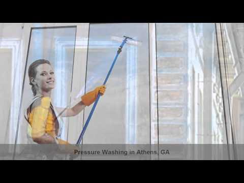 Advanced Pressure Solutions LLC Pressure Washing Athens GA