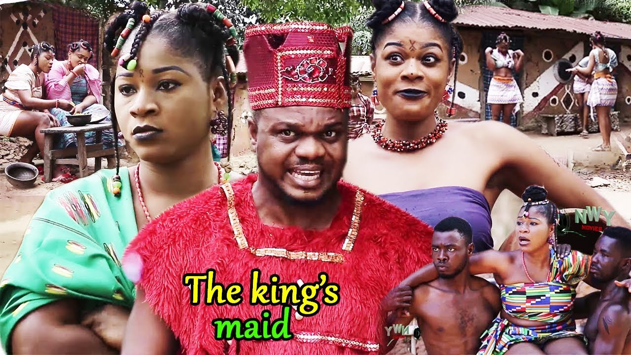 Download The King's Maid 1&2 - Ken Eric 2018 Newest//Latest Nigerian Movie//African Movie Full HD