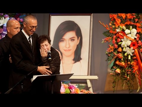 Christina Grimmie's Mom Shares Heartbreaking Speech About Last Time She Saw Her Daughter