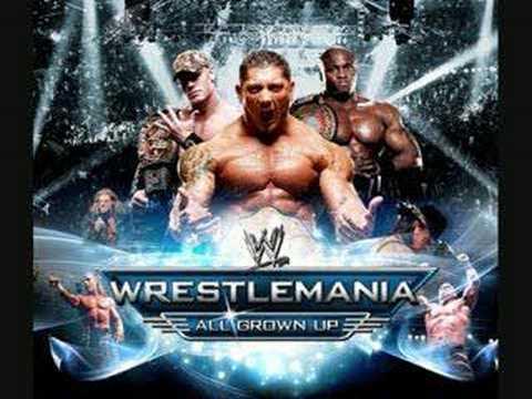 WWE Wrestlemania 23 Theme (The Memory Will Never Die)