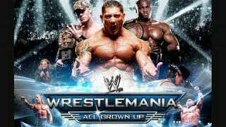 WWE Wrestlemania 23 Theme (The Memory Will Never Die)