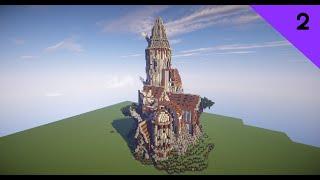Download lagu Minecraft Timelapse 2: Steampunk Castle