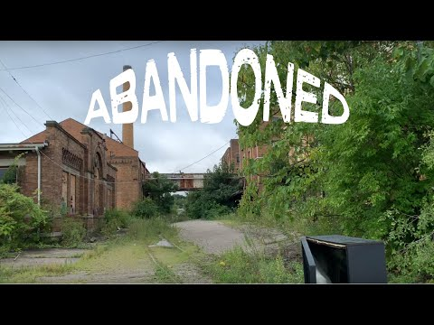 Abandoned Card Factory near Cincinnati - Urban Exploration