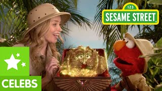 Sesame Street: Elmo And Emily Blunt Explore!
