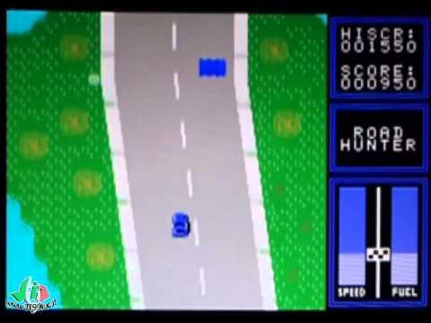 Road Hunter for Texas Instruments TI-99/4A (by Rasmus)