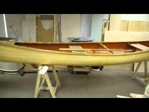 лодка каноэ дерево