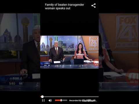 Transgender beating in dallas in ROYAL CREST Oak Cliff