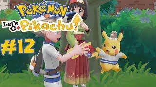 Jens Gennemføre: Pokémon Let's Go Pikachu - Episode 12