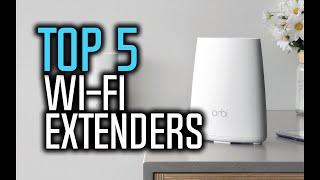Best WiFi Extenders in 2018 - Which Is The Best Wi-Fi Range Extender?