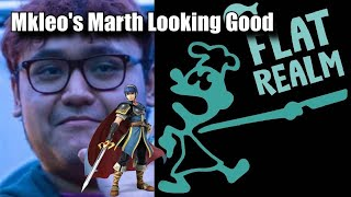 MKleo's Insane Flat Realm 7 Run With Marth! High Lights [ Super Smash Bros Ultimate ]