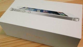 eBayでVerizon版iPhone5を購入したのでdocomoのXi SIMとKDDIのnanoSIMで使ってみた
