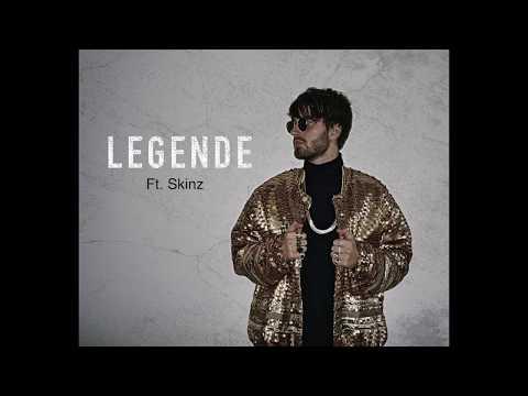 Gulddreng ft. Skinz - Legende (Lyrics)