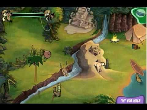 scooby doo game river rapids rampage youtube. Black Bedroom Furniture Sets. Home Design Ideas