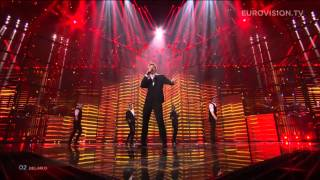 Repeat youtube video Teo - Cheesecake (Belarus) LIVE Eurovision Song Contest 2014 Grand Final