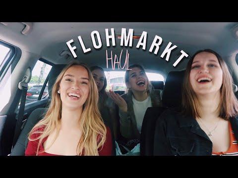 Flohmarkt Haul :) Vlog //Hannah