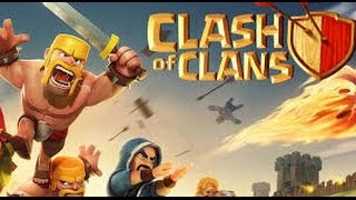 Clash of clans - reaching town hall 8