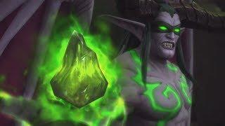 История атаки Иллидари на Мардум. Warcraft | Вирмвуд