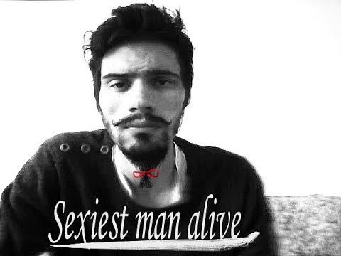 SEXIEST MAN ALIVE!
