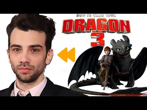 How To Train Your Dragon 3 2019 Voice Actors And Characters