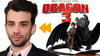 """""""How to train your Dragon 3"""" (2019) Voice Actors and Characters [QUICKIE]"""