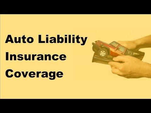 Auto Liability Insurance Coverage  - 2017 Automobile Insurance Tips